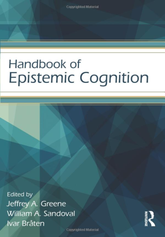 Handbook of Epistemic Cognition book pic.png